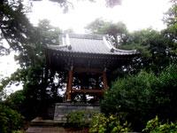 宥勝寺鐘楼