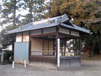 産泰神社神楽殿