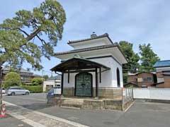 本應寺一切経蔵