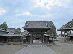 広濟寺山門