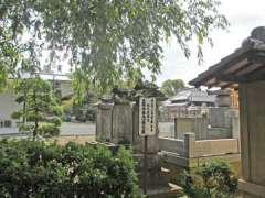 中院太陽寺一族之墓