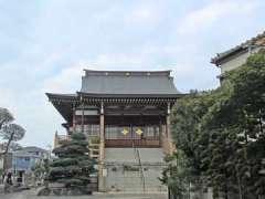 眞行寺本堂