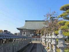 最明寺本堂