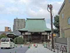 法善寺本堂