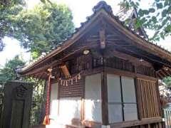仙波浅間神社境内社