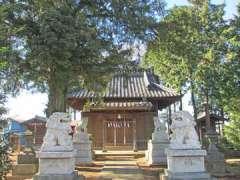 古市場氷川神社