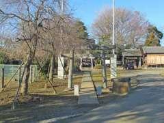 古谷神社鳥居