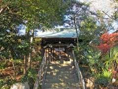 古谷神社社殿