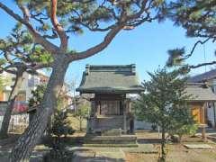 古谷本郷氷川神社