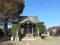 池辺熊野神社