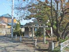 池辺熊野神社境内社