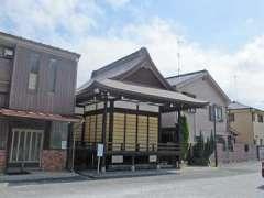 川越八幡神社神楽殿