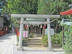 川越八幡神社境内社