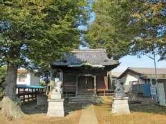 寿町白山神社