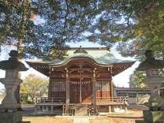 増形白山神社