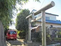 杉森稲荷神社