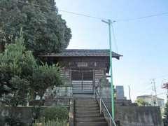 大袋新田愛宕神社