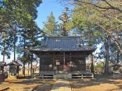 大中居氷川神社