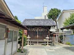 時の鐘薬師神社