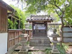 雪塚稲荷神社境内社