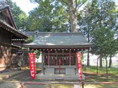 仙波氷川神社境内社