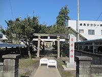 南大塚菅原神社鳥居