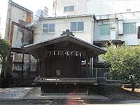 南大塚菅原神社神楽殿