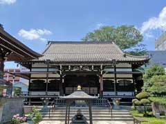 西雲寺本堂