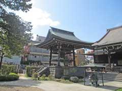 西雲寺鐘楼