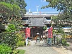 西雲寺三体地蔵堂