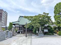 十念寺本堂