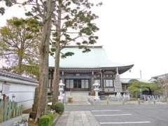 源長寺本堂