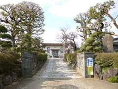 傑伝寺山門