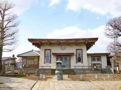 傑伝寺本堂