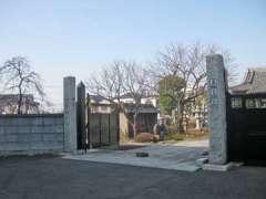 法福寺山門