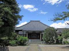 実正寺本堂