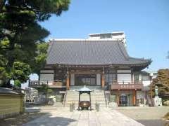 随泉寺本堂