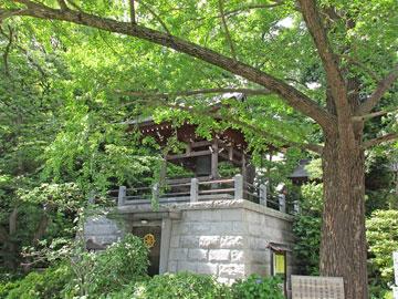 妙蔵寺鐘楼