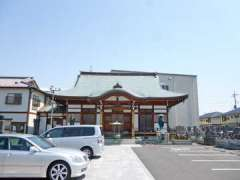 正源寺本堂