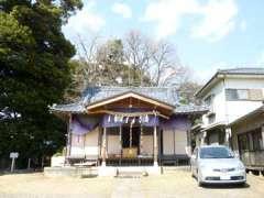 九重神社社殿