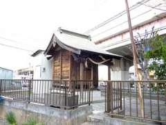 安行吉岡氷川神社