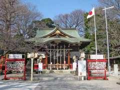 青木氷川神社