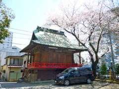 鳩ヶ谷氷川神社神楽殿