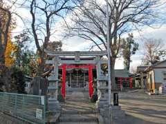 朝日神社鳥居