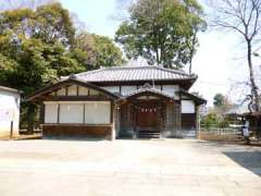 峯ヶ岡八幡神社神楽殿