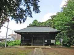 氷室神社社殿