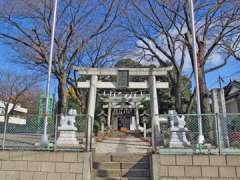 七郷神社鳥居
