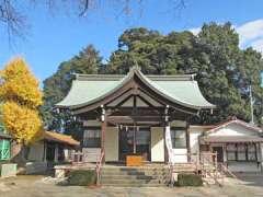 七郷神社社殿
