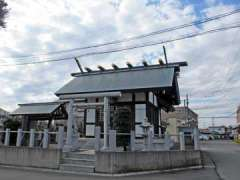 下立山神明神社