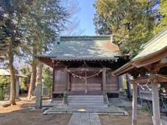 西新井宿氷川神社